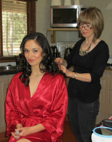 Your Big Day Diane Senior Hairstylist / Make-up Artist & Trainer